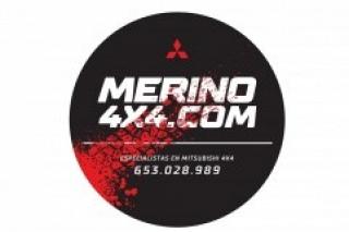 CUBRE RUEDA DE REPUESTO MERINO4X4 15
